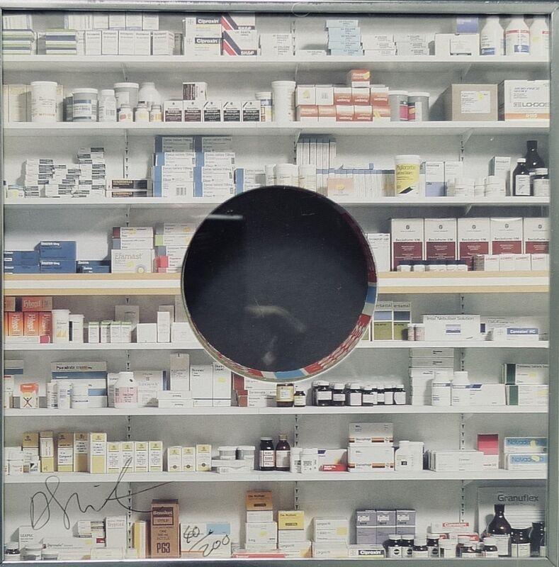 Damien Hirst, 'Pharmacy', 1992, Print, Lithograph on paper, Bengtsson Fine Art