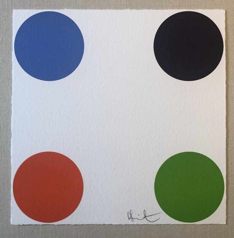 Damien Hirst, 'Probucol', 2011, Print, Paper, Bengtsson Fine Art