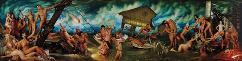 David LaChapelle, 'Deluge', 2006