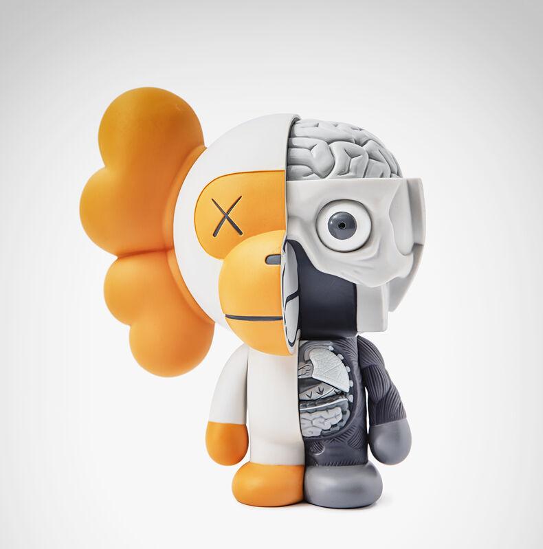 KAWS, 'Milo (Grey)', 2010, Sculpture, Painted case vinyl figure, Tate Ward Auctions