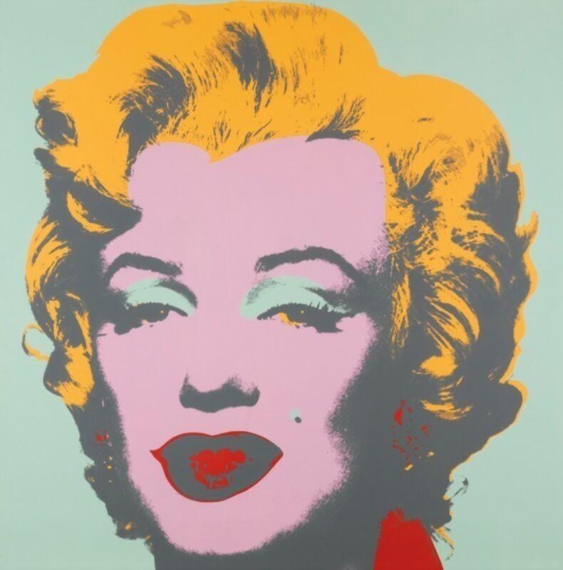 Andy Warhol, 'MARILYN MONROE (F. & S. II.23)', 1967, Print, Screenprint in colors, David Benrimon Fine Art