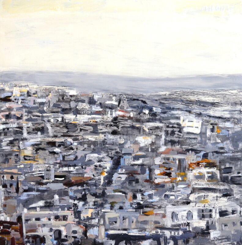 Boaz Noy, 'Majdal Shams', 2014, Painting, Oil on canvas, Rosenfeld Gallery