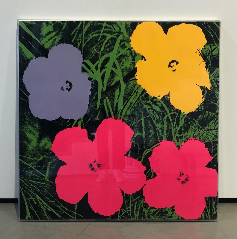 Andy Warhol, 'Flowers (FS II.73)', 1970, Print, Screenprint on Paper, Revolver Gallery