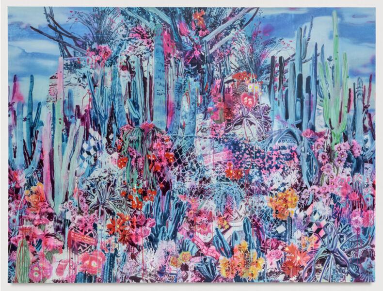 Rosson Crow, 'Big Bend Border Bloom', 2017