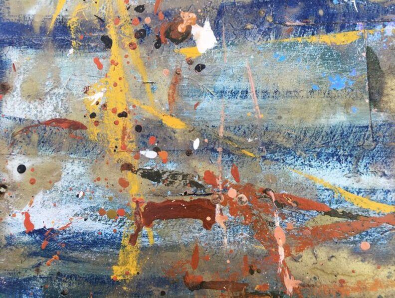 Michael Haggiag, 'Painters Table Left', 2015