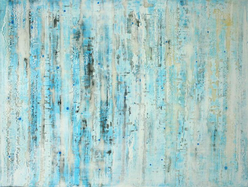 Greg Ragland, 'Parallel Layers 2, Blue', 2019