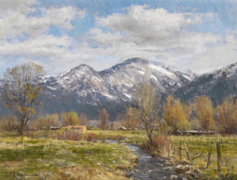 John Encinas, 'Colors of Spring'