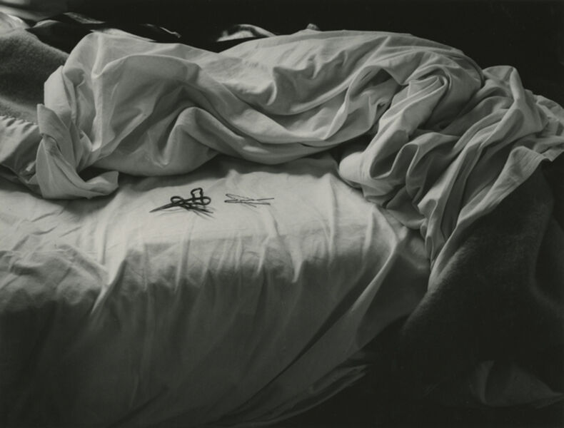Imogen Cunningham, 'Unmade Bed', 1957/1957c