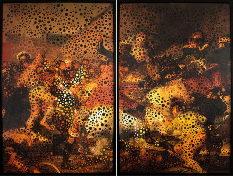 """Albano Afonso, 'Da série """"Questões de Tempo"""", 02 e 03 de Maio [From the series """"Matter of Time"""", May 2nd and 3rd]', 2008"""