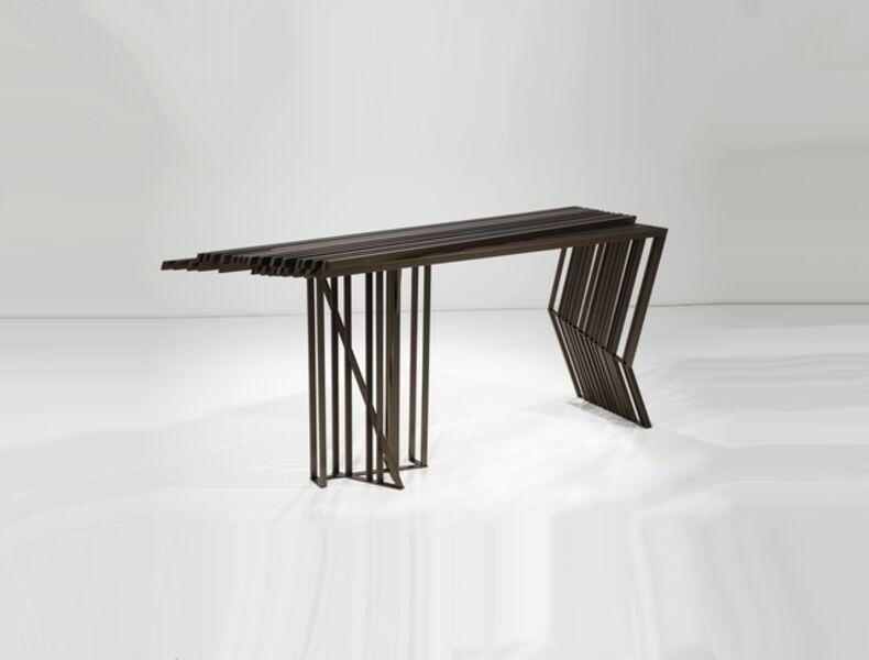 Daniel Libeskind, 'Console '2 x 7'', 2018