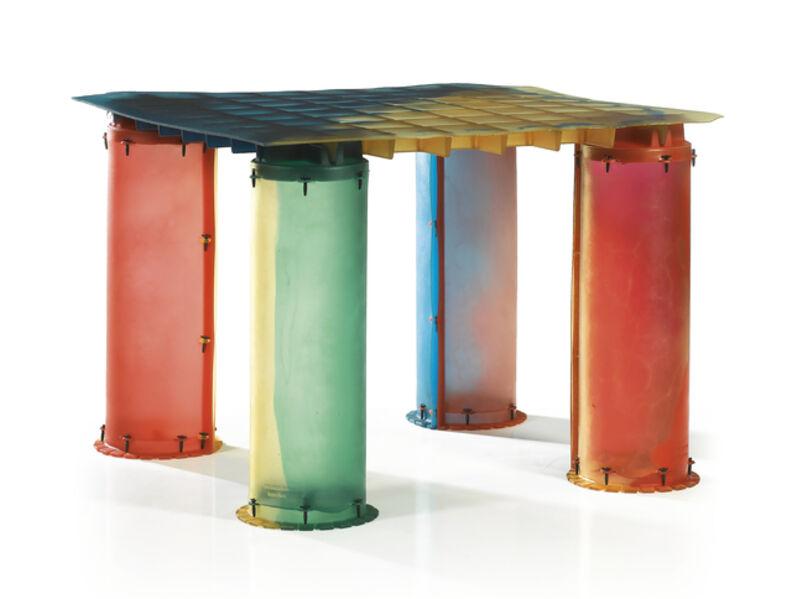 Gaetano Pesce, 'Nobody's Perfect Table', 2002