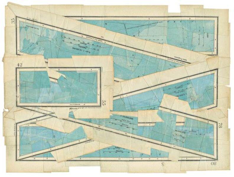 Gerhard Marx, 'Depths in Feet (Angular Flourish)', 2015