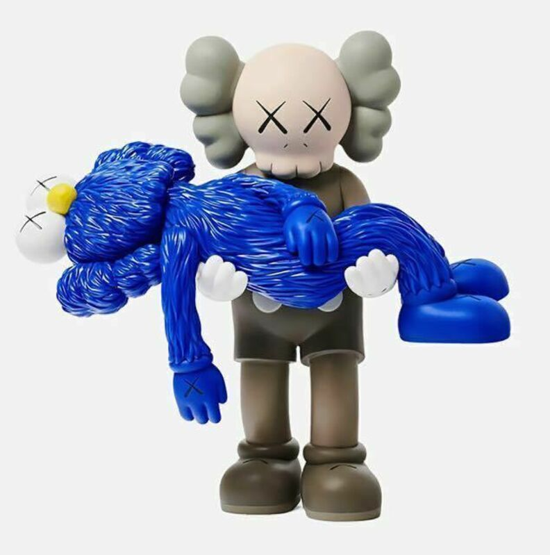 KAWS, 'Gone: Brown', 2019, Sculpture, Vinyl, End to End Gallery