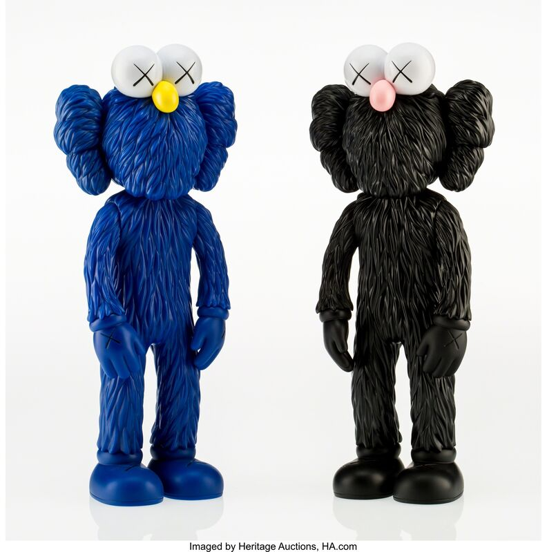 KAWS, 'BFF (MoMA) (Open Edition)', 2017, Other, Painted cast vinyl, Heritage Auctions