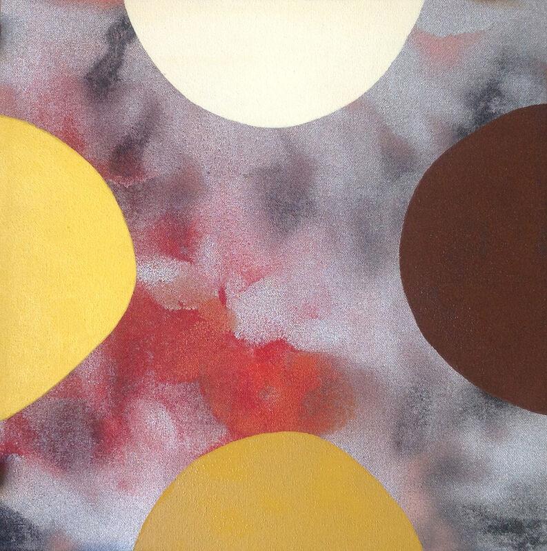 Ludwig Schwarz, 'Untitled', 2002-2014, Painting, Oil & enamel on canvas, Conduit Gallery