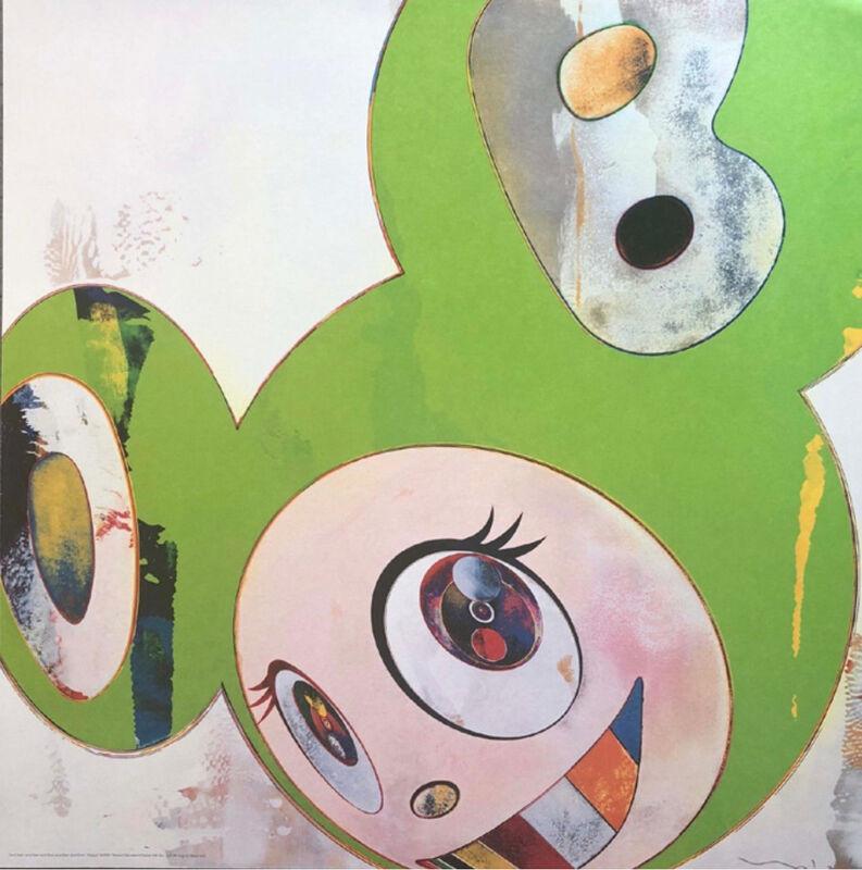 Takashi Murakami, 'KAPPA', 2008, Print, Offset lithograph on paper, Marcel Katz Art
