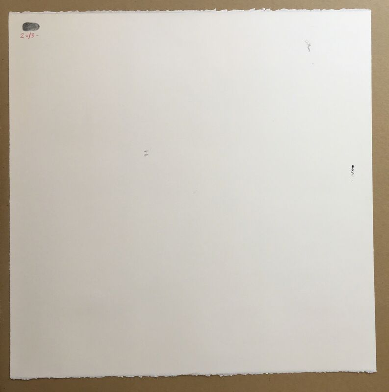 Mr. Brainwash, 'Secret Admirer', 2013, Print, 4-color screenprint on hand-torn archival art paper, Puccio Fine Art