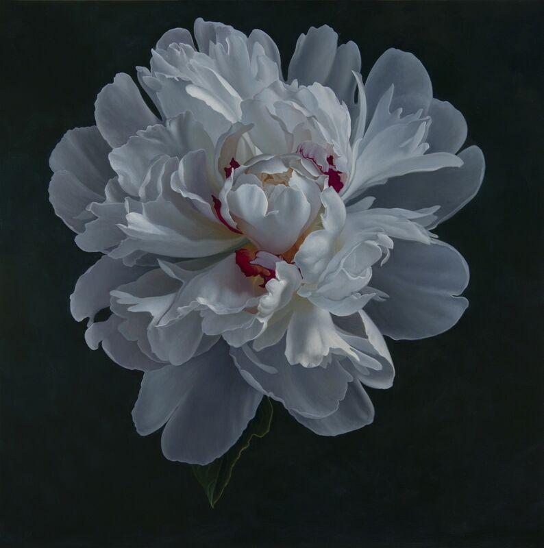 Nancy Depew, 'Pirouette', 2019, Painting, Oil on Panel, M.A. Doran Gallery