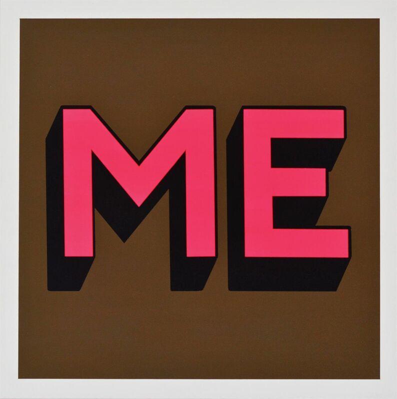 Tim Fishlock, 'Me', 2017, Print, Screenprint with Gloss on Paper, Artemizia