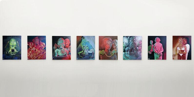 Ashley Doggett: Beyond Breaking, installation view
