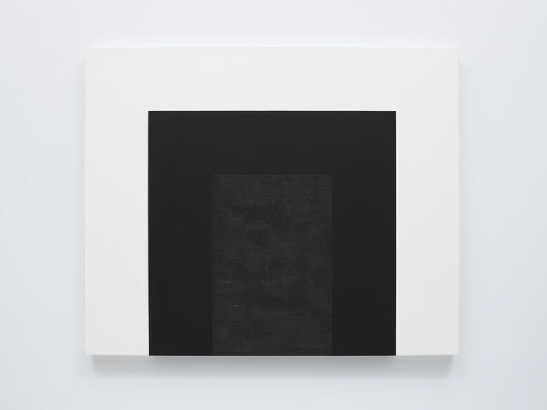 Mary Corse, 'Untitled Black Arch', 1999