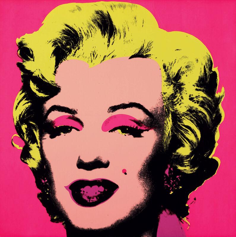 Andy Warhol, 'Marilyn II.31', 1967, Print, Screenprint on paper, OSME Fine Art