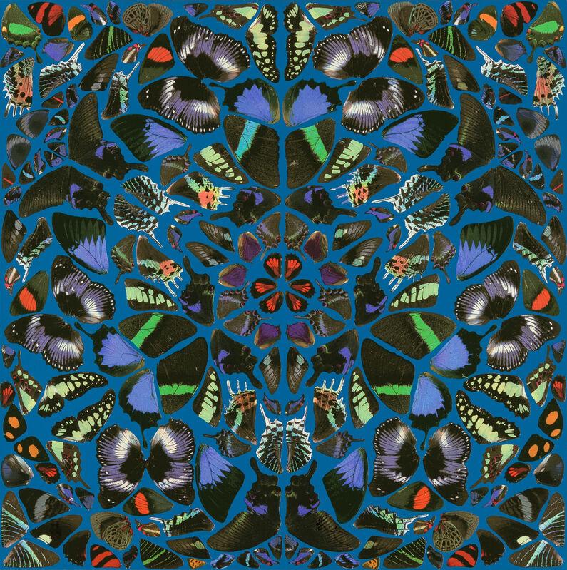 Damien Hirst, 'Psalm:  Miserere Mei Deus', 2016, Print, Screenprint, Christopher-Clark Fine Art