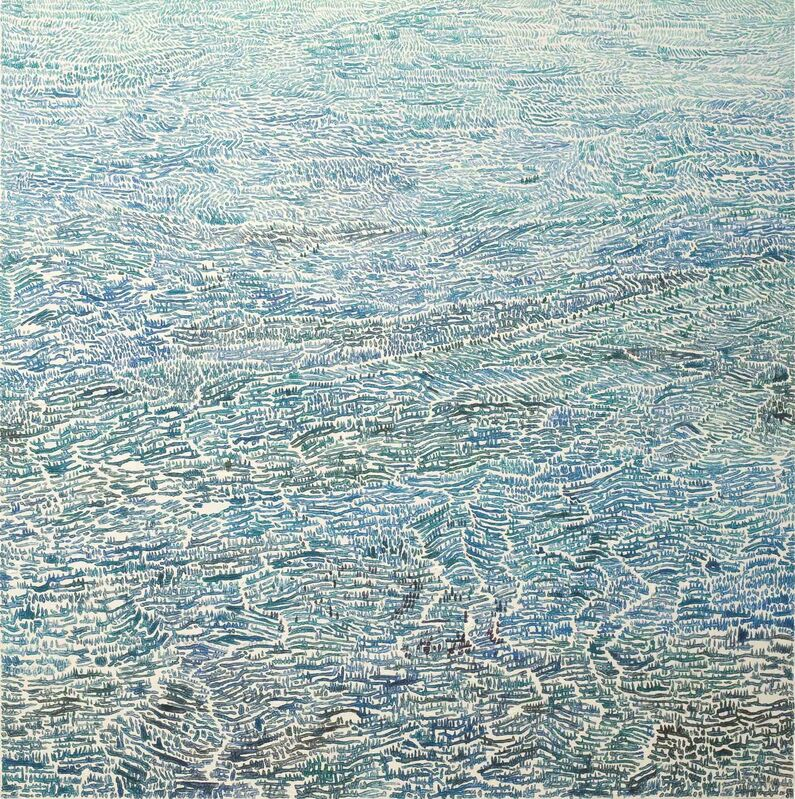 Jun Xue, 'Territory No.6', 2013, Painting, Oil on canvas, Aye Gallery