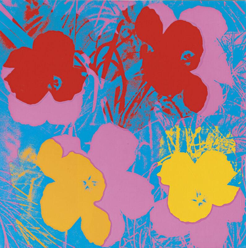 Andy Warhol, 'Flowers (FS II.66)', 1970, Print, Screenprint on Paper, Revolver Gallery