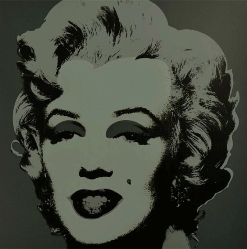 Andy Warhol, 'Marilyn (F.&S.II.24)', 1967, Print, Screenprint in colors, on wove paper, The Global Fine Art