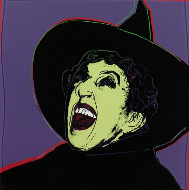 Andy Warhol, 'The Witch II.261', 1981, Print, Screenprint on Lenox Museum Board, OSME Fine Art