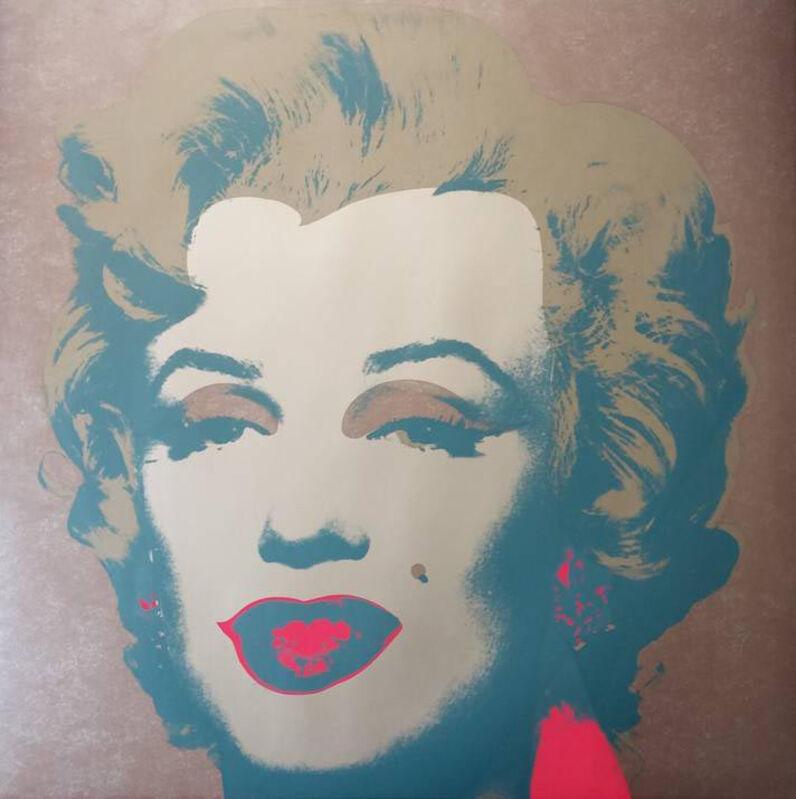 Andy Warhol, 'Marilyn II.26', 1967, Print, Screenprint on paper, OSME Fine Art