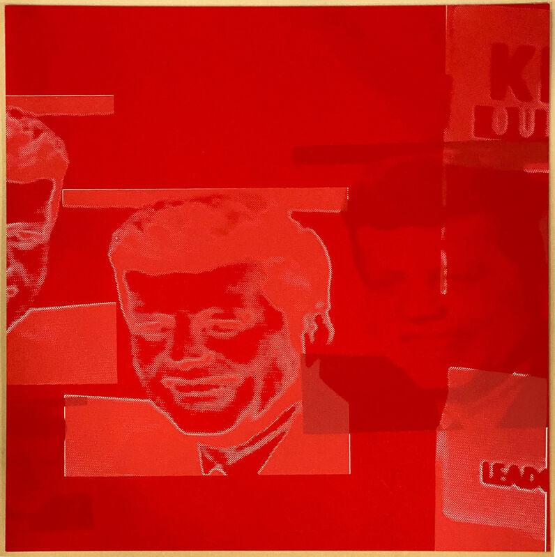 Andy Warhol, 'Flash - November 22, 1963 (See F. & S. II.35)', 1968, Print, Original screen print., NCAG