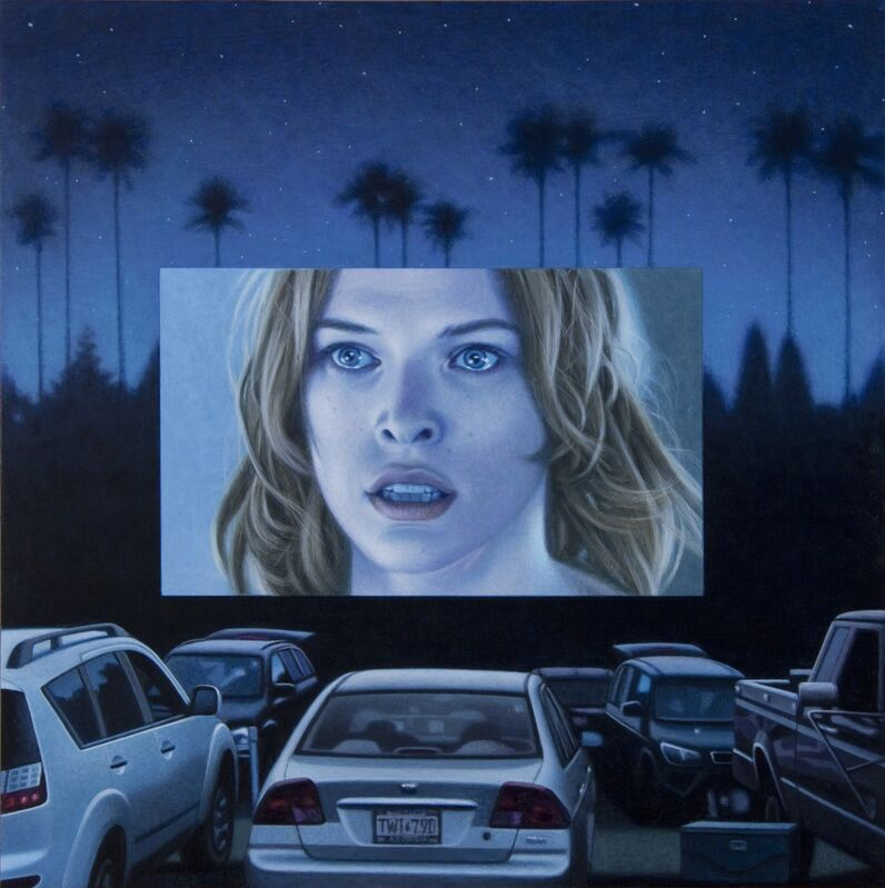 Andrew Valko, 'Heroine', 2016, Painting, Acrylic on panel, Mayberry Fine Art