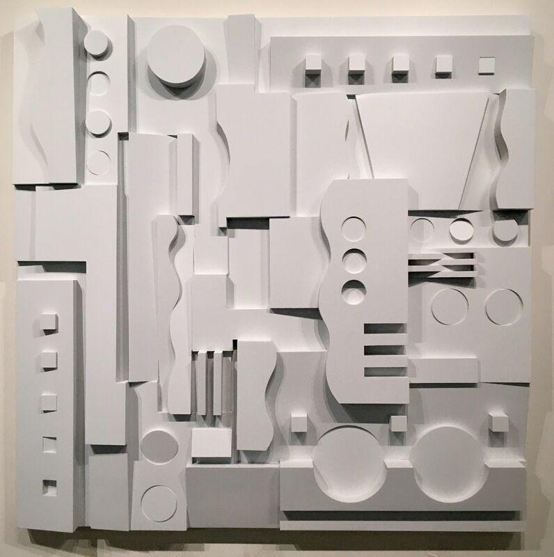 Kazumi Yoshida, 'Art Modern Sec E', 2016, Painting, Painted wood, Cheryl Hazan Gallery