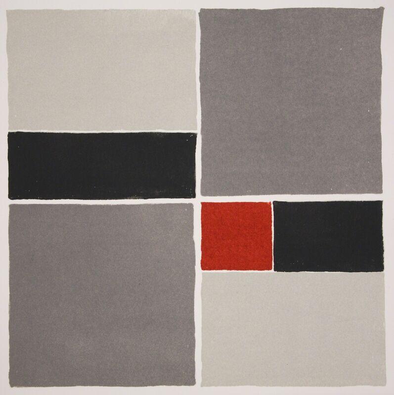 Ronnie Tallon, 'Square 5', 2013, Print, Intaglio, Stoney Road Press