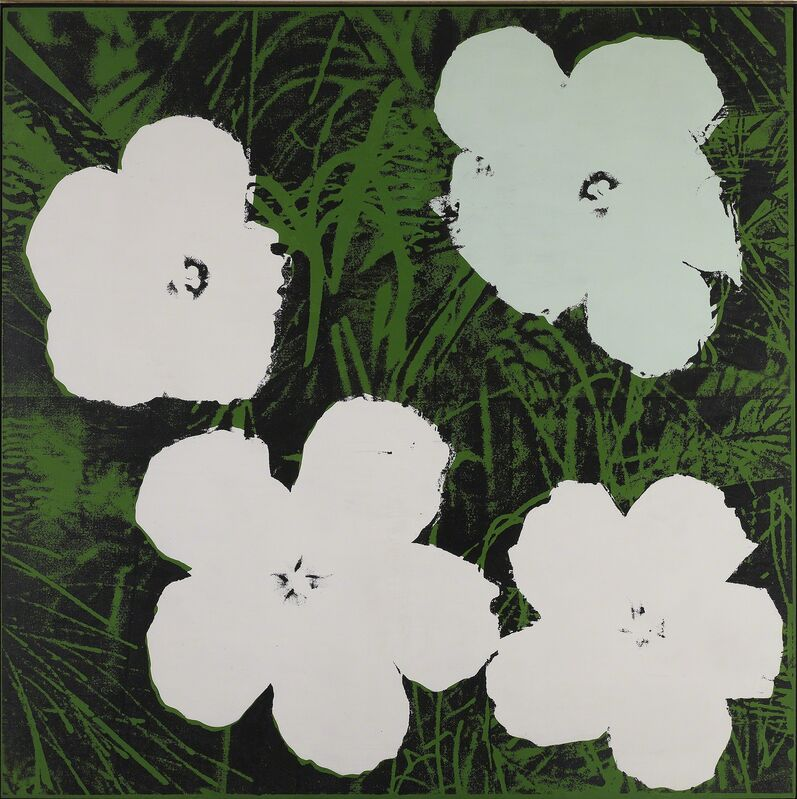 Andy Warhol, 'Flowers', 1965, Painting, Synthetic polymer paint and silkscreen ink, Leeum, Samsung Museum of Art