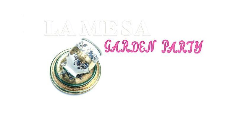 La Mesa: Garden Party, installation view