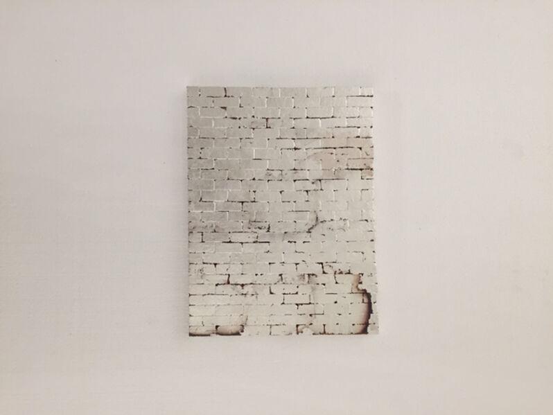 Noor Ali Chagani, 'Silver Wall', 2015
