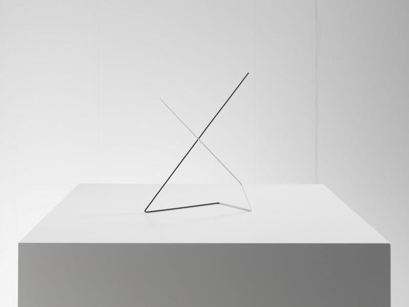 Norbert Kricke, 'Raumplastik Schwarz-Weiss', 1975