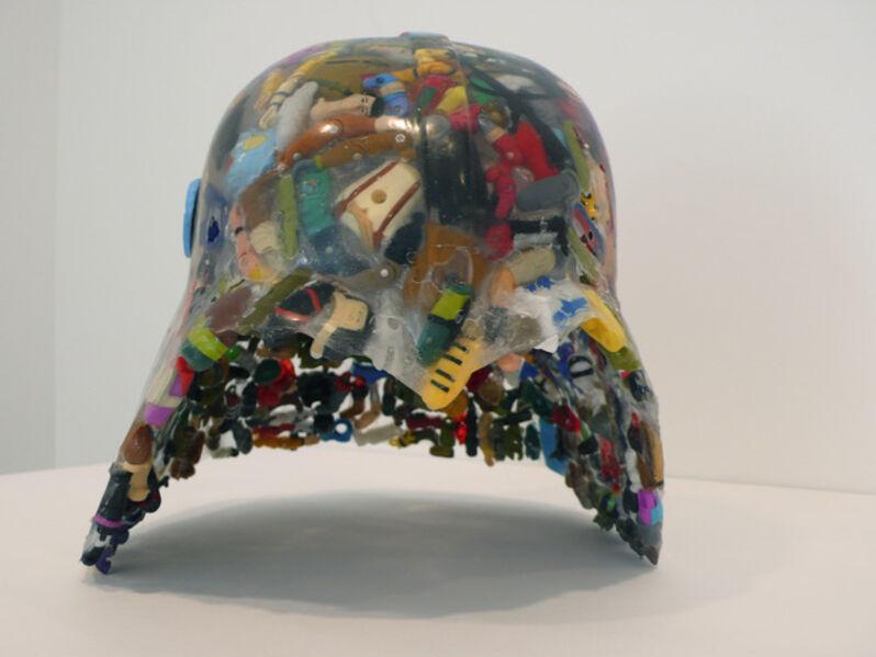 Michael Rakowitz, 'Fedayeen Helmet (Strike the Empire Back series)', 2009