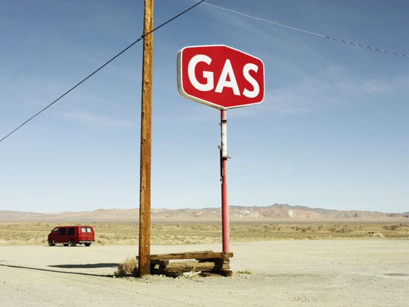 Josef Hoflehner, 'Gas, Nevada', 2016