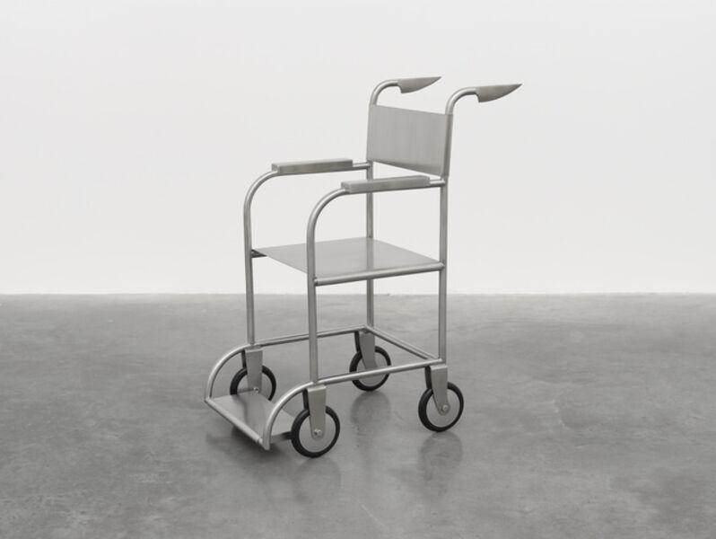 Mona Hatoum, 'Untitled (wheelchair)', 1998