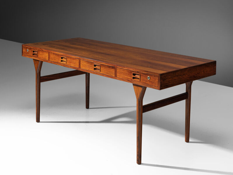 Nanna Ditzel, 'Four-Drawer Desk in Rosewood', 1960s