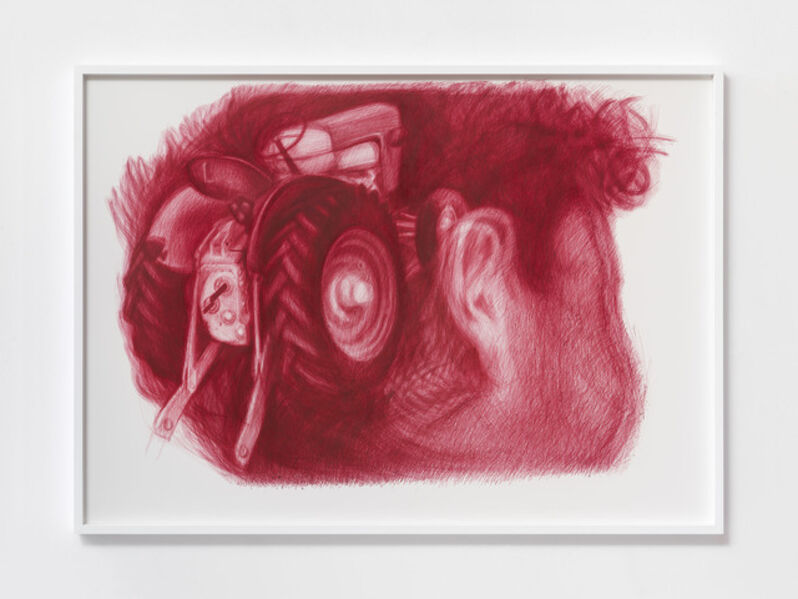 Diego Perrone, 'Senza Titolo', 2017