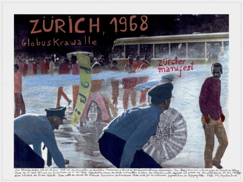 Marcelo Brodsky, 'Zurich 1968'