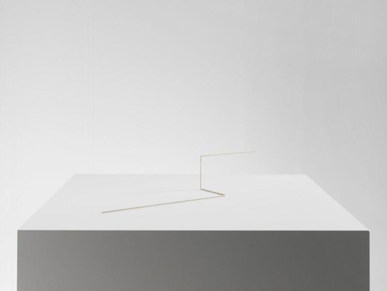 Norbert Kricke, 'Raumplastik Weiss', 1975
