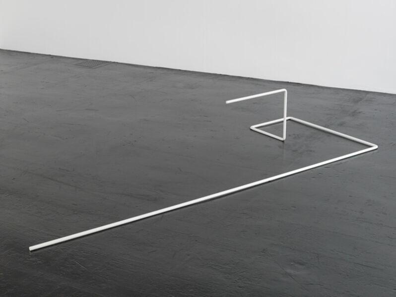 Norbert Kricke, 'Raumplastik Weiss 1975/19', 1975