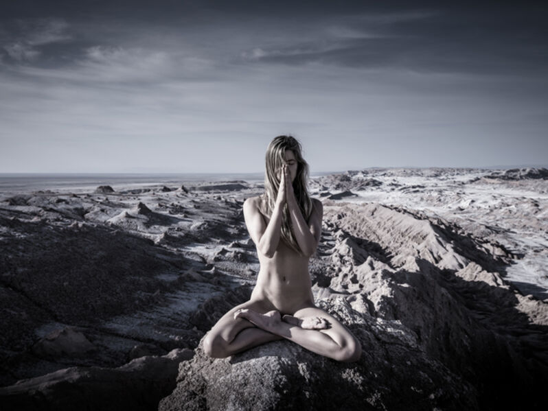 Tom Jacobi, 'Namaste, Atacama Desert, Chile, from the series »The Light Within«', 2018