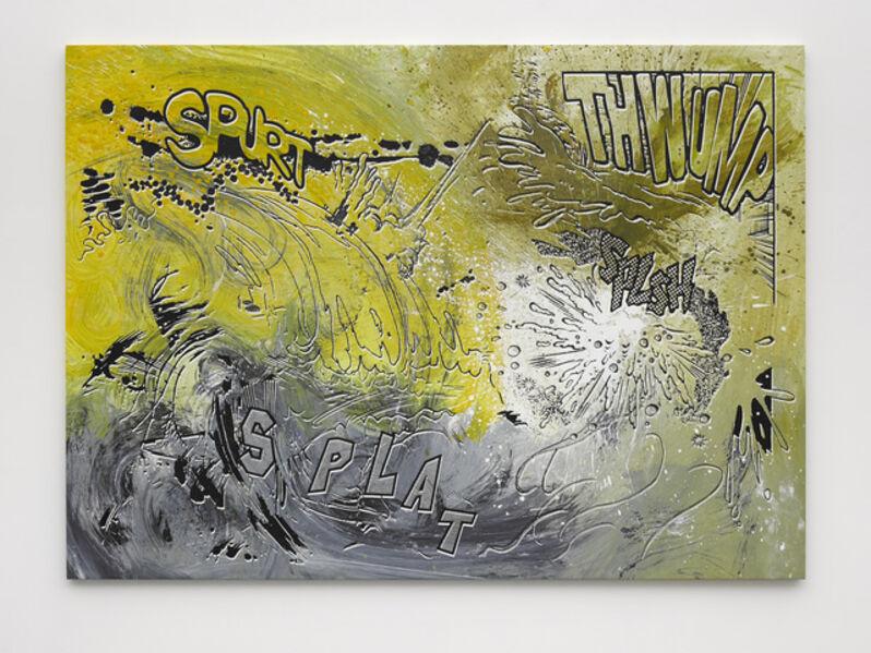 Christian Marclay, 'Actions: Spurt Splat Thwump Splsh (No.1)', 2014